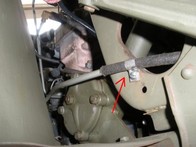 1945 Willys MB Jeep from WWII MB GPW on